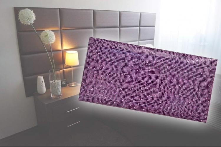 Декоративен панел от изкуствена кожа 50х25cm 11736 ЛИЛАВ