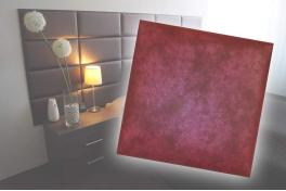 Декоративен панел от изкуствена кожа 25х25cm 71006 БОРДО