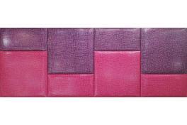 Декоративен панел от изкуствена кожа 25х12,5cm 11736 ЛИЛАВ