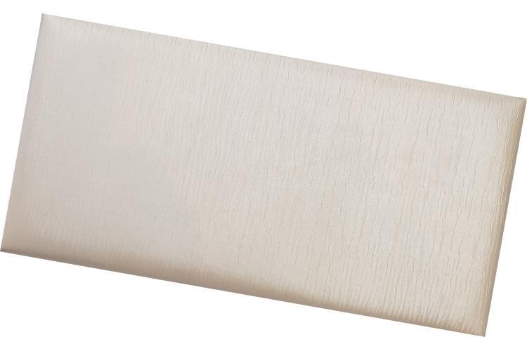 Декоративен панел от изкуствена кожа 50*25cm 13895 ШАМПАНСКО