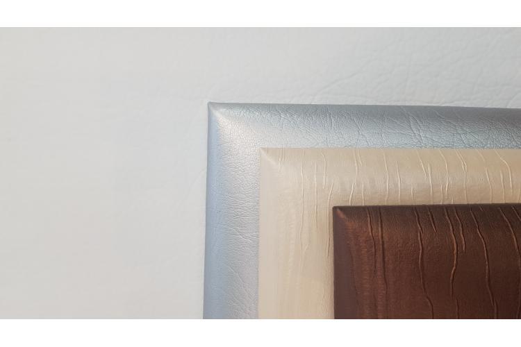 Декоративен панел от изкуствена кожа 50*50cm 13895 ШАМПАНСКО