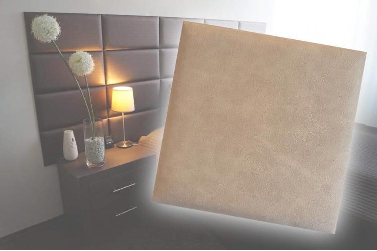 Декоративен панел от изкуствена кожа 50*50cm 567-01