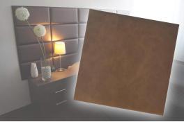 Декоративен панел от изкуствена кожа 25*25cm 567-04