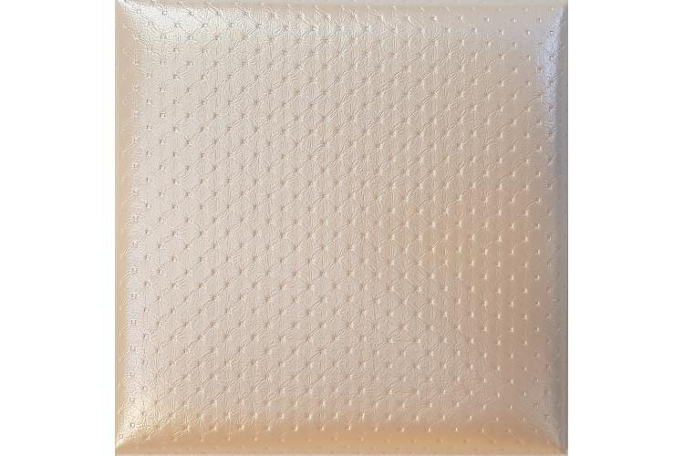 Декоративен панел от изкуствена кожа 25*12,5cm 78686 ШОКОЛАД