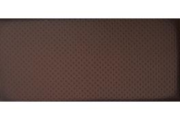 Декоративен панел от изкуствена кожа 25*25cm 78686 ШОКОЛАД