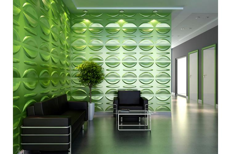 3D wall  panel Adel 50/50