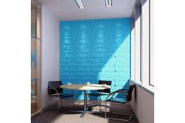 3D wall  panel Diamond  50/50