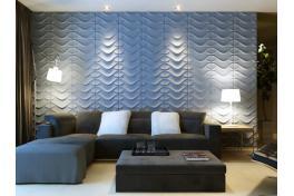 3D wall  panel Dragon 50/50см