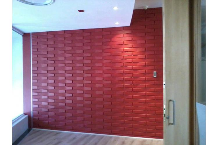 3D wall  panel Feelings 50/50см