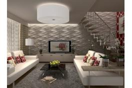 3D wall  panel Inreda 80/62.5cm