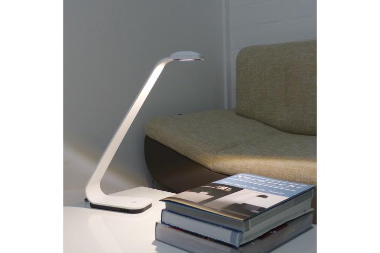 Настолна LED лампа 501033 бяла