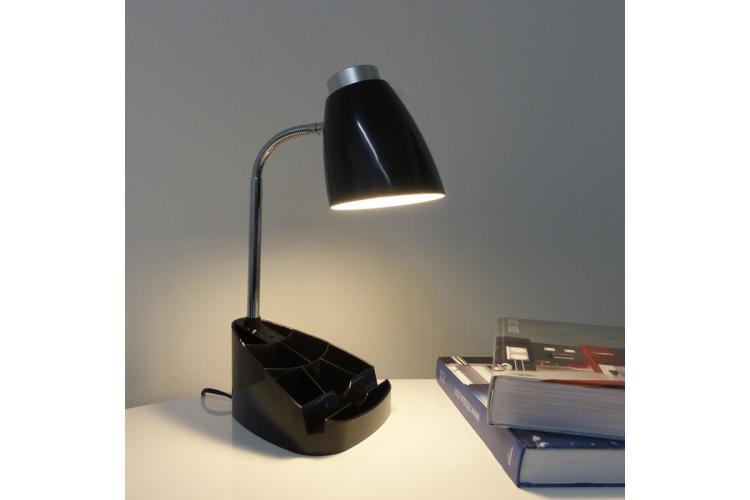 Работна лампа 500439 черна