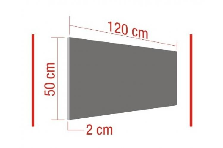 3D EPS декоративен панел 120/50/2cm 651-204
