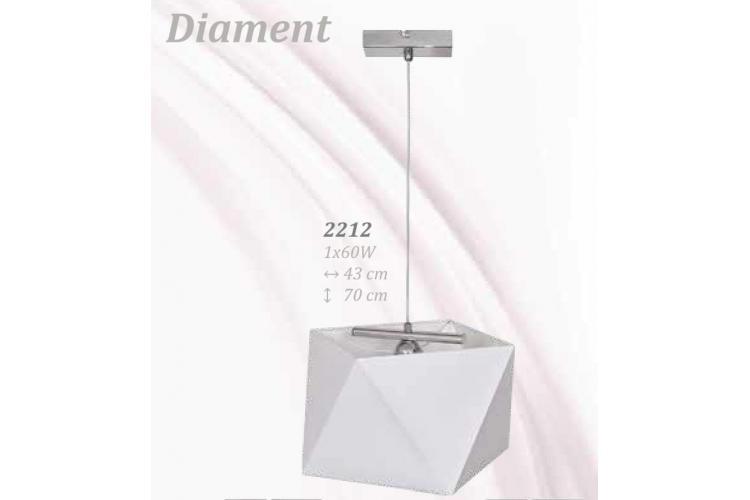 Пендел Diament 2212 1x60W Е27