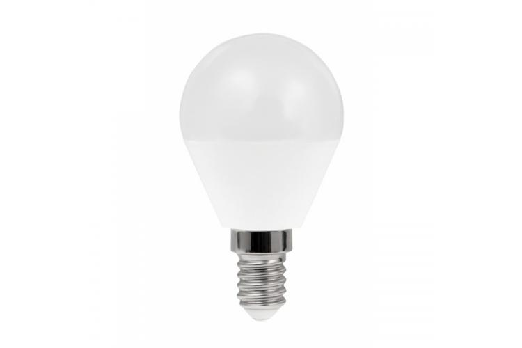HEDA Led bulb ball 5.5W E14, warm light