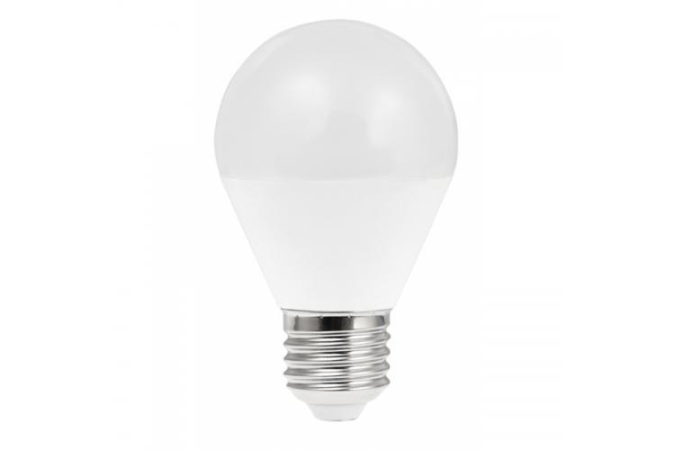 HEDA Led bulb ball 5.5W E27, warm light