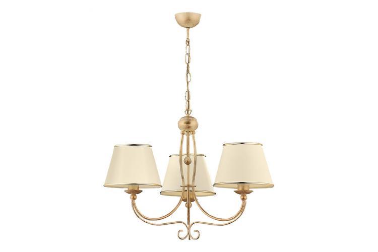 Настолна лампа LAURA 517 - LA L 1x60W Е27