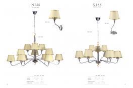 Настолна лампа NESS 1413 - NE L 1x60W E27