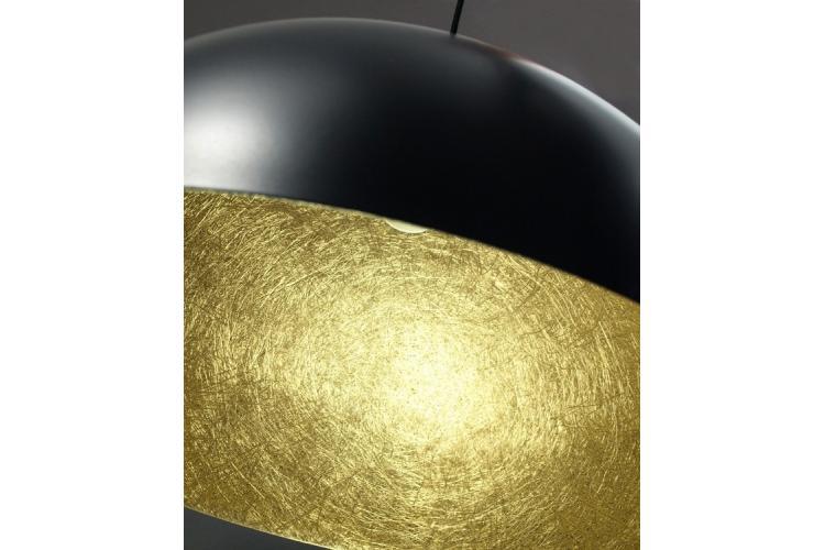 Пендел SIGMA SFERA 50 черно/злато 30137