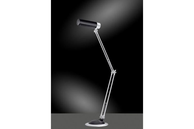 Работна лампа Wofi Corby 871701100000 черна