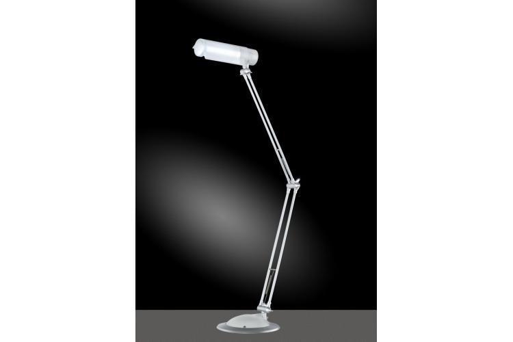 Работна лампа Wofi Corby 871701700000 сива