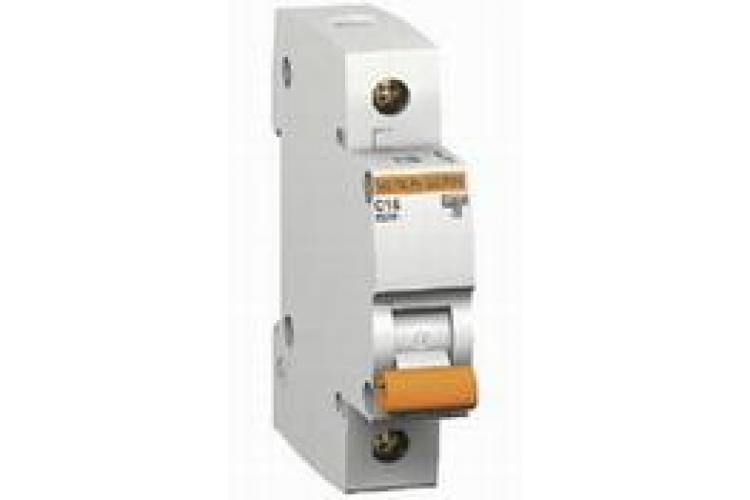 Circuit breaker E61N+ 1P 25A C