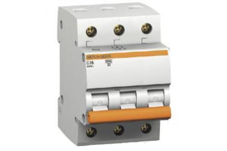 Circuit breaker E63N+ 3P 32A C