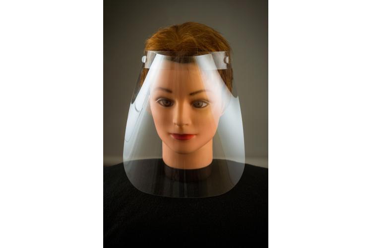 Защитен предпазен шлем за лице Пакет от 10 броя