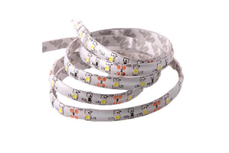 LED STRIP 5050 30 SMD/m WHITE WATERPROOF
