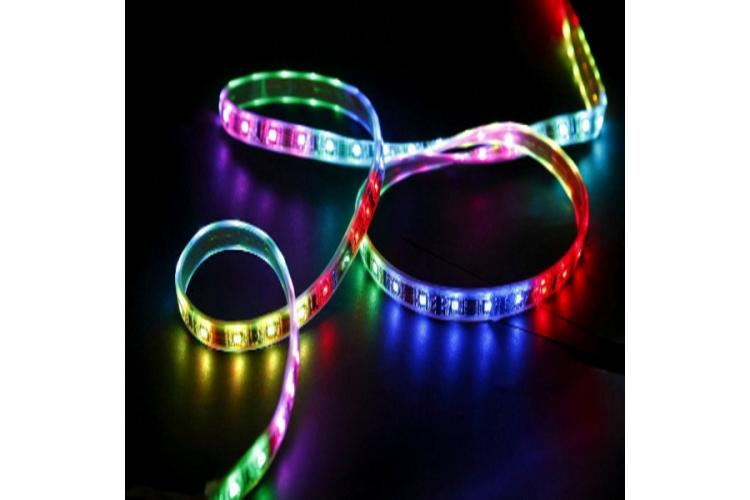LED STRIP 5050 60 SMD/m RGB WATERPROOF